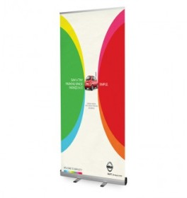 Roller Banners & Exhibition